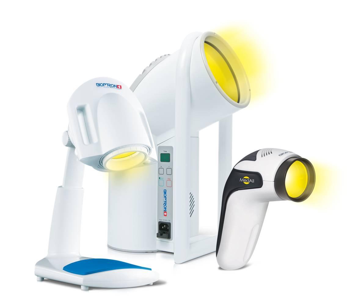 pikkelysömör kezelése bioptron lámpával)